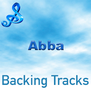 Abba music backing track