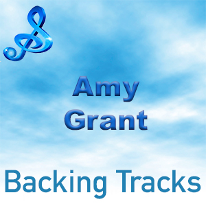 text amy grant backing tracks