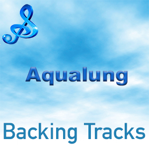 aqualung backing tracks