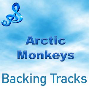 text arctic monkeys backing tracks