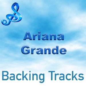 ariana grande backing tracks