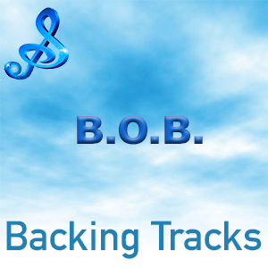 text B O B backing tracks