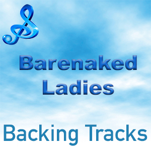 barenaked ladies backing tracks
