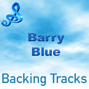barry blue backing tracks