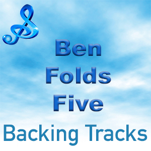 ben folds five backing tracks