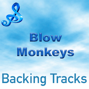 blow monkeys backing tracks