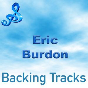 text eric burdon backing tracks