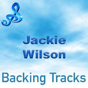 jackie wilson music backing track
