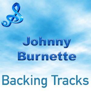 johnny burnette backing tracks text