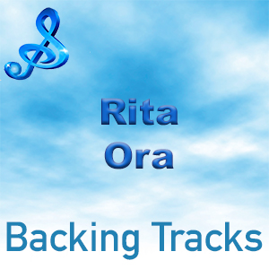 rita ora backing tracks