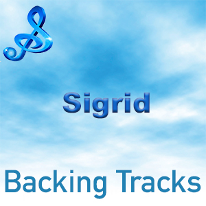 sigrid backing tracks