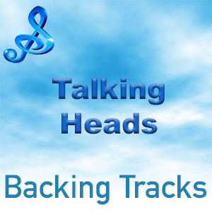 text talking heads backing tracks