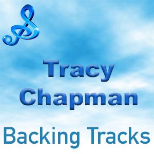 tracy chapman backing tracks