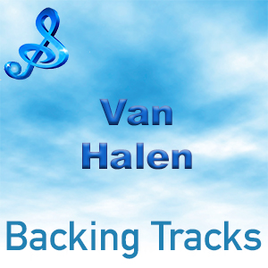 van halen backing tracks